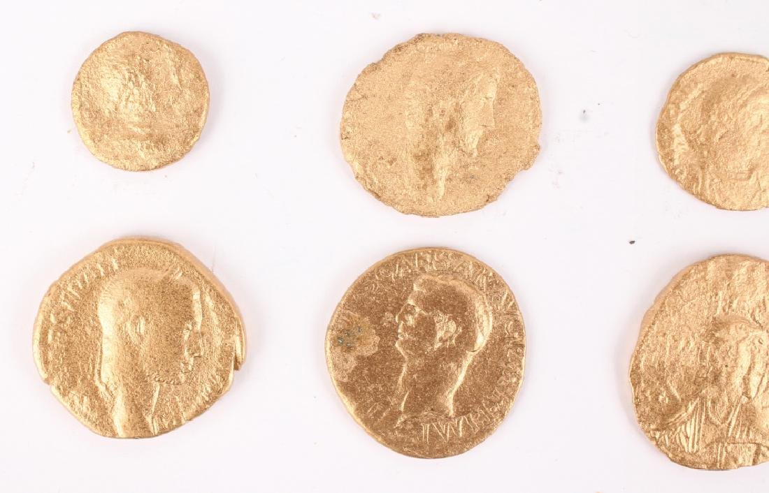 (19) ASSORTED ANCIENT ROMAN COINS - 5