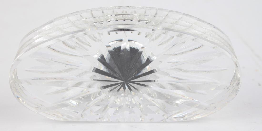 WATERFORD CRYSTAL CLOCK - 2