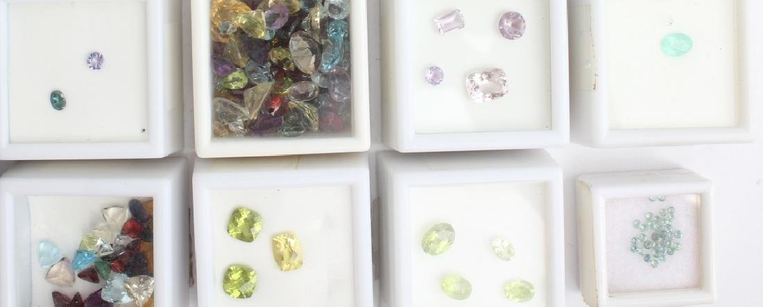 LOOSE CUT GEMSTONES - AMETHYST, CITRINE & MORE - 5