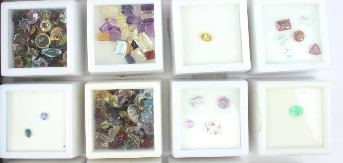 LOOSE CUT GEMSTONES - AMETHYST, CITRINE & MORE - 6