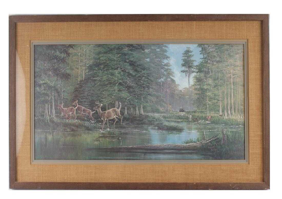 robert butler florida highwaymen art print