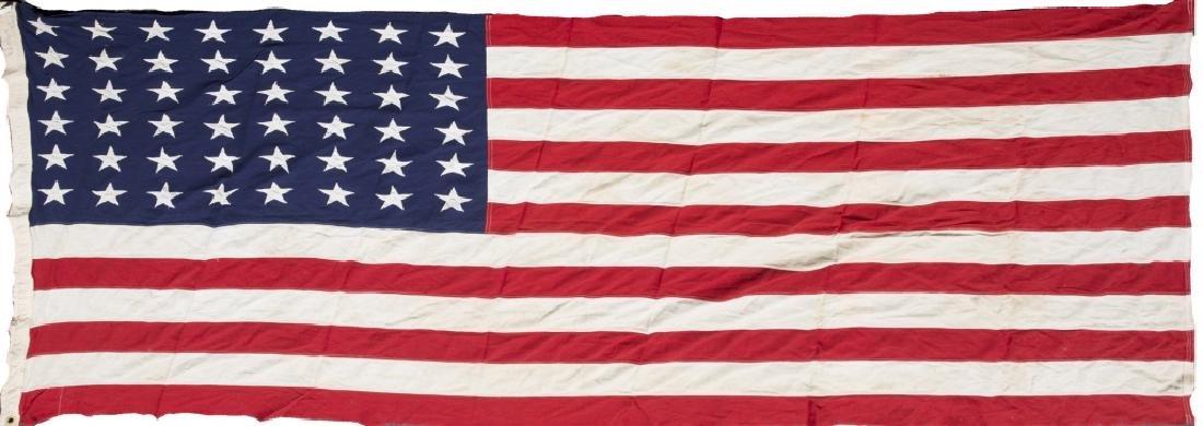 48 STAR AMERICAN FLAG