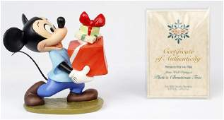 MICKEY MOUSE ORNAMENT CLASSIC DISNEY COLLECTION