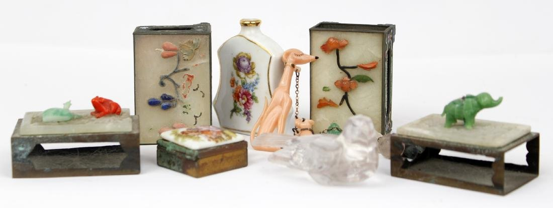 SMALL CHINESE TRINKETS
