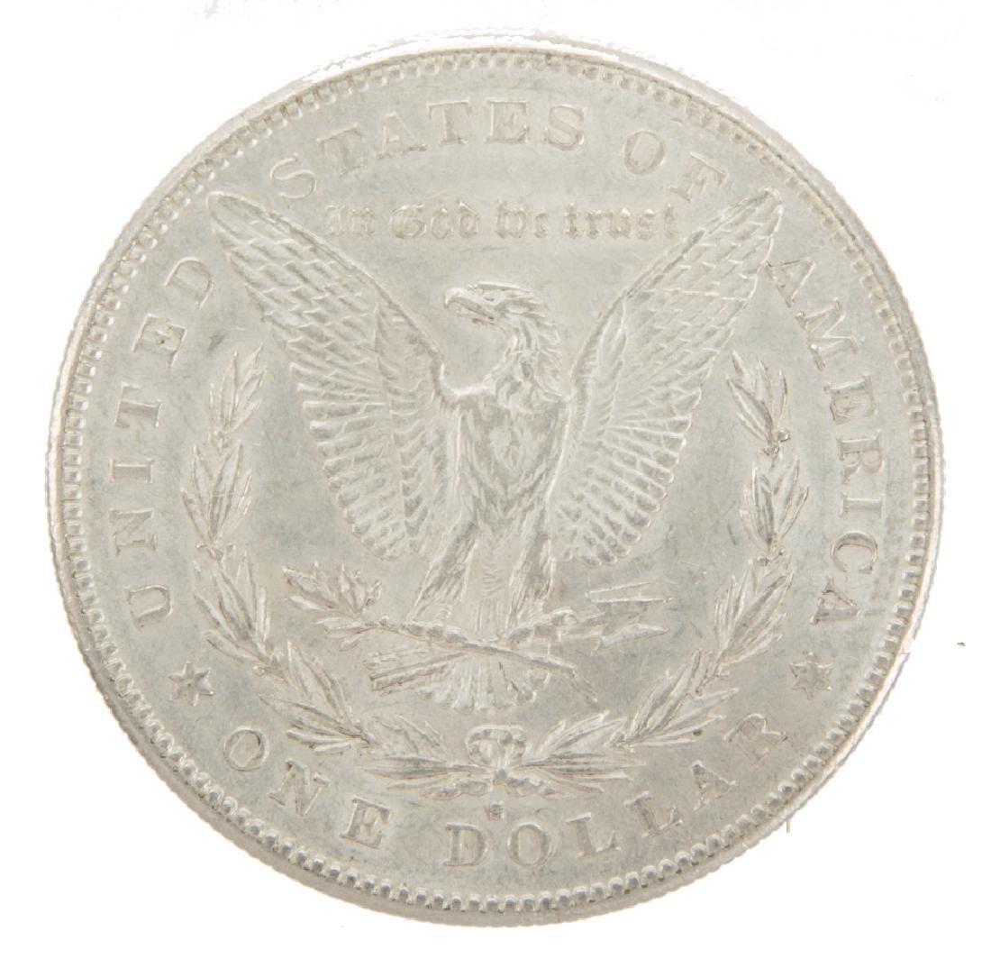 UNITED STATES SILVER MORGAN DOLLAR 1878S - 2