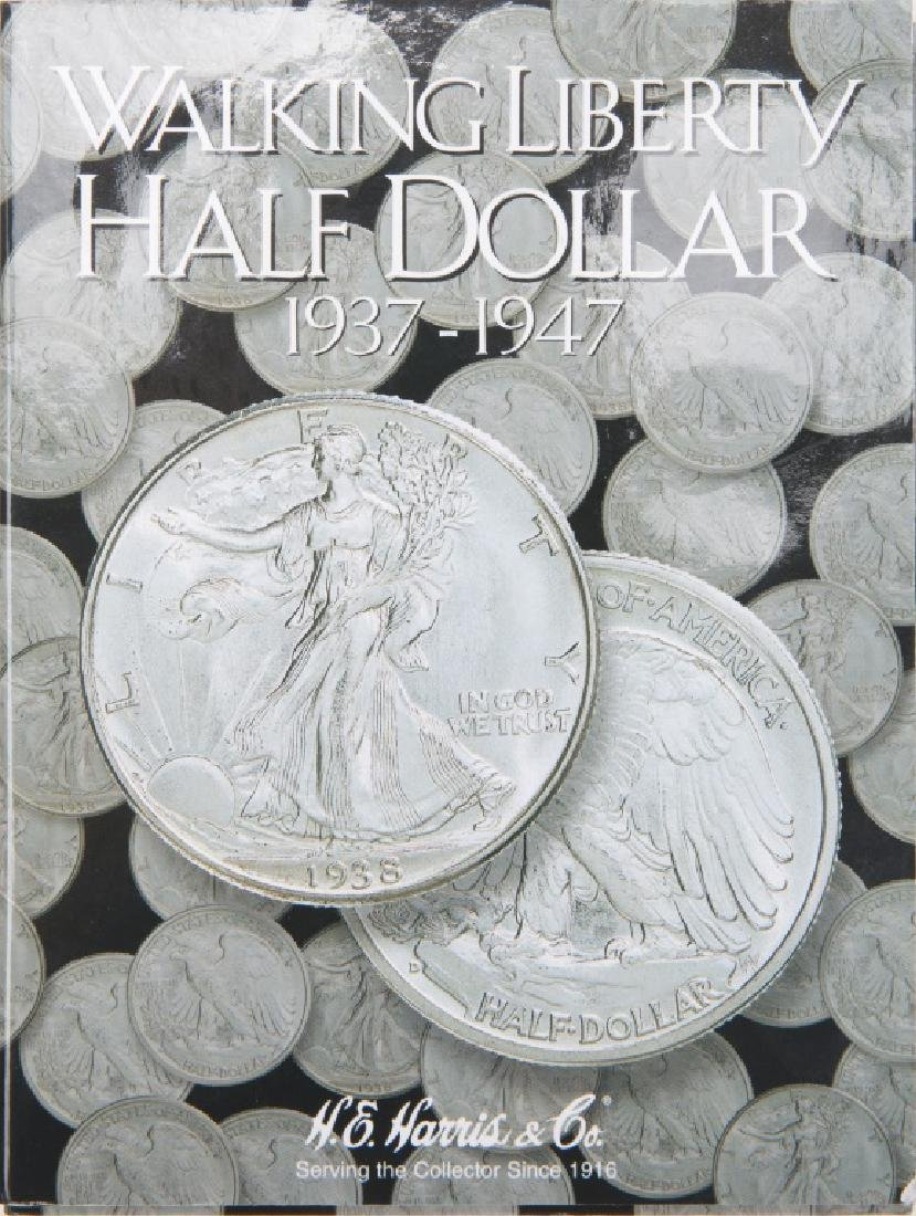 SILVER WALKING LIBERTY HALF DOLLARS 1941-1947 (20) - 2