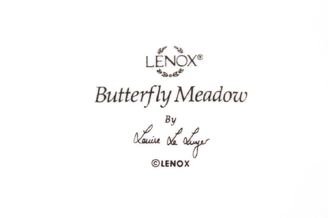 LENOX PORCELAIN MIXING BOWLS AND BAKING DISH - 4