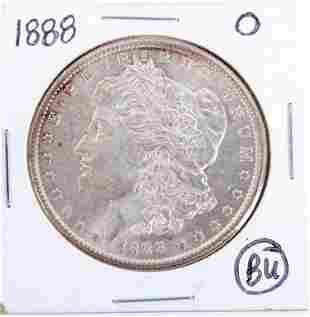 90% SILVER 1888-O MORGAN SILVER DOLLAR