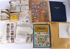 LARGE COLLECTION OF VINTAGE STAMPS