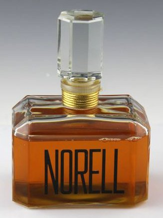 NORELL PERFUME STORE DISPLAY BOTTLE