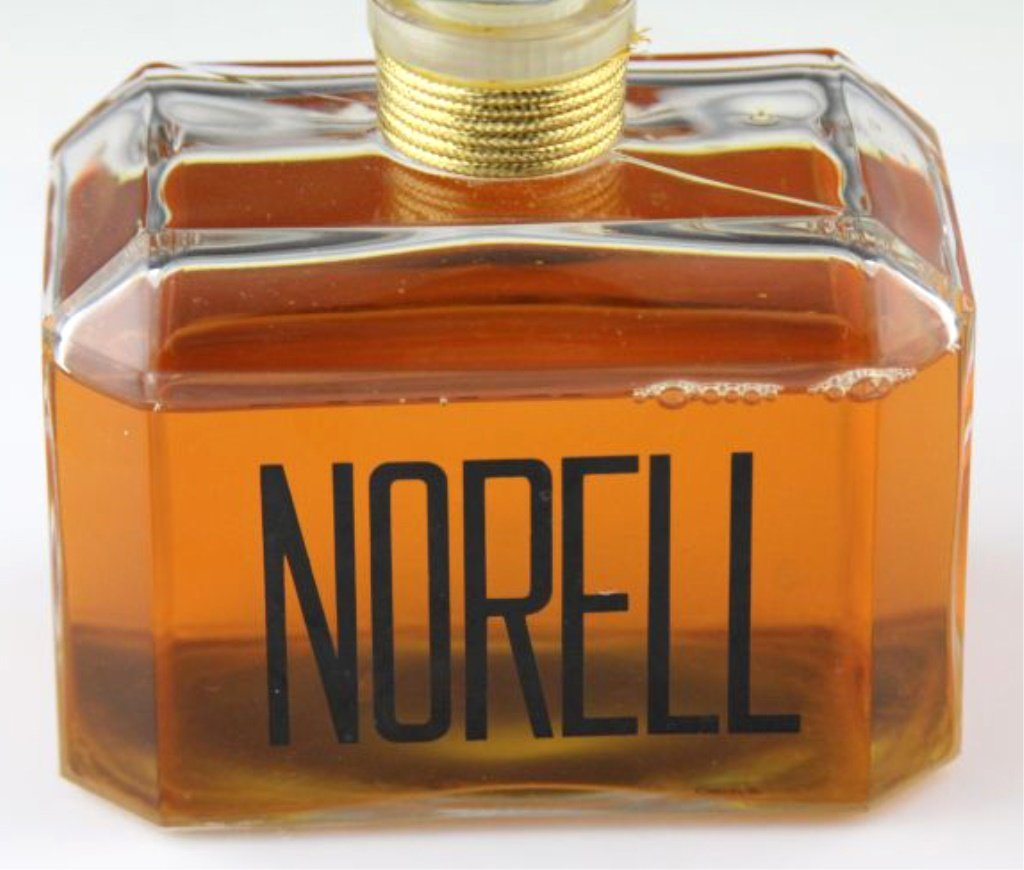 NORELL PERFUME STORE DISPLAY BOTTLE - 2