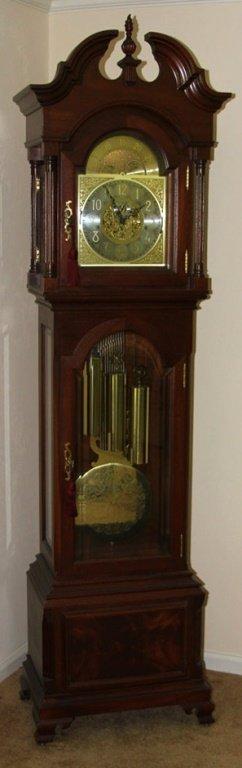 Ethan Allen The Greenwich Grandfather Clock