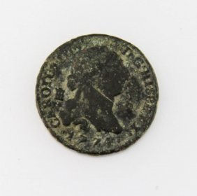 1774 Spain 8 Real Silver Coin