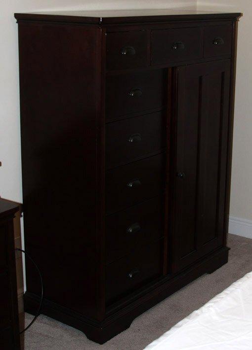 5 PC HAVERTY'S BEDROOM SUITE - 10