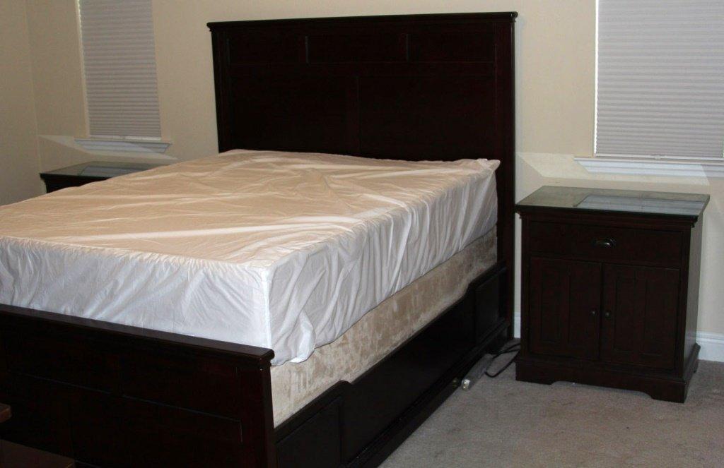 5 PC HAVERTY'S BEDROOM SUITE