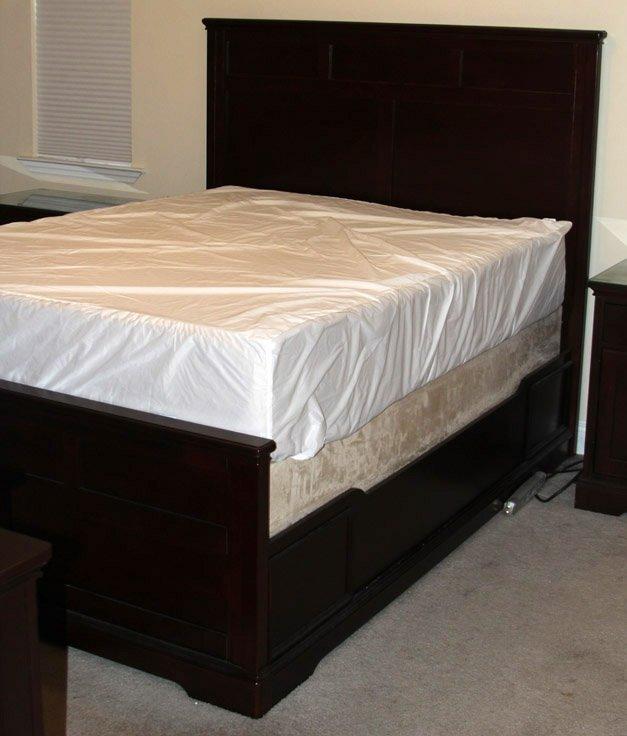 5 PC HAVERTY'S BEDROOM SUITE - 3