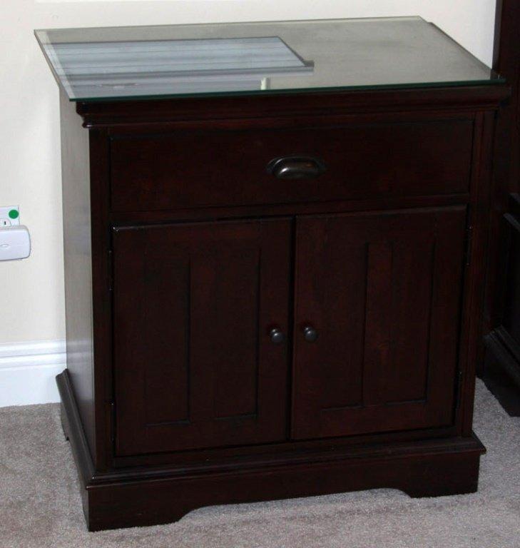 5 PC HAVERTY'S BEDROOM SUITE - 5