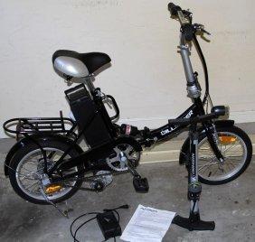Dillinger Cheetah Electric Folding Bike