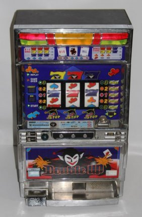 Bellco Double Up Japanese Slot Machine