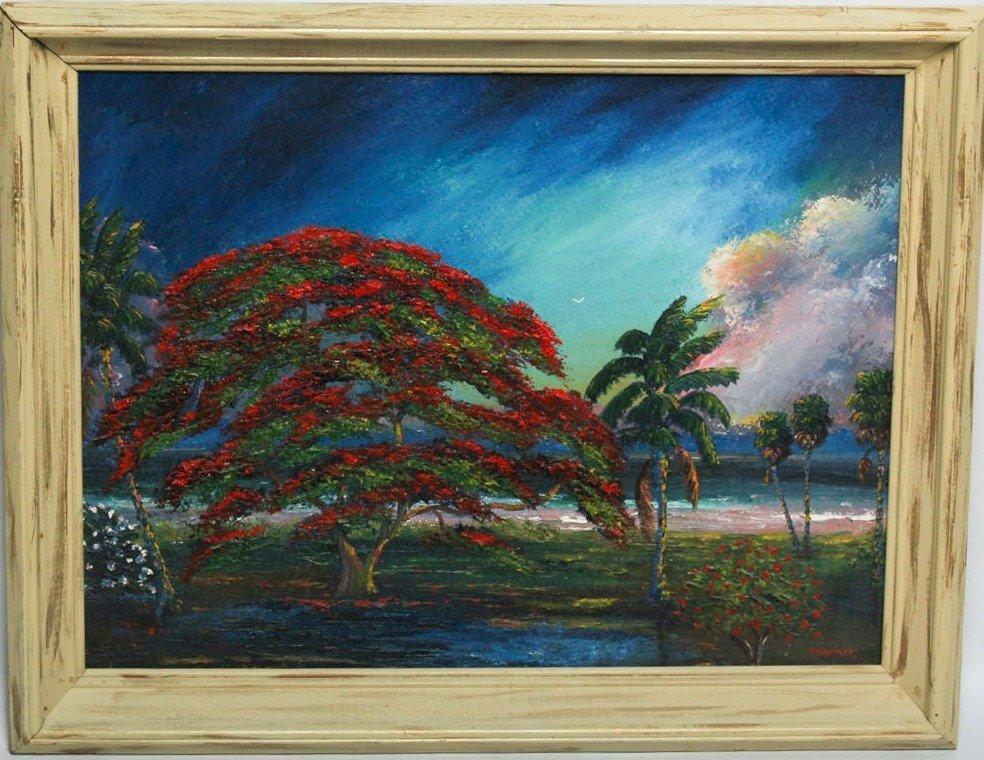 CHICO WHEELER FLORIDA HIGHWAYMEN ROYAL POINCIANA
