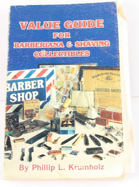 LOT OF 4 RAZOR COLLECTING & PRICING BOOKS KRUMHOLZ - 5