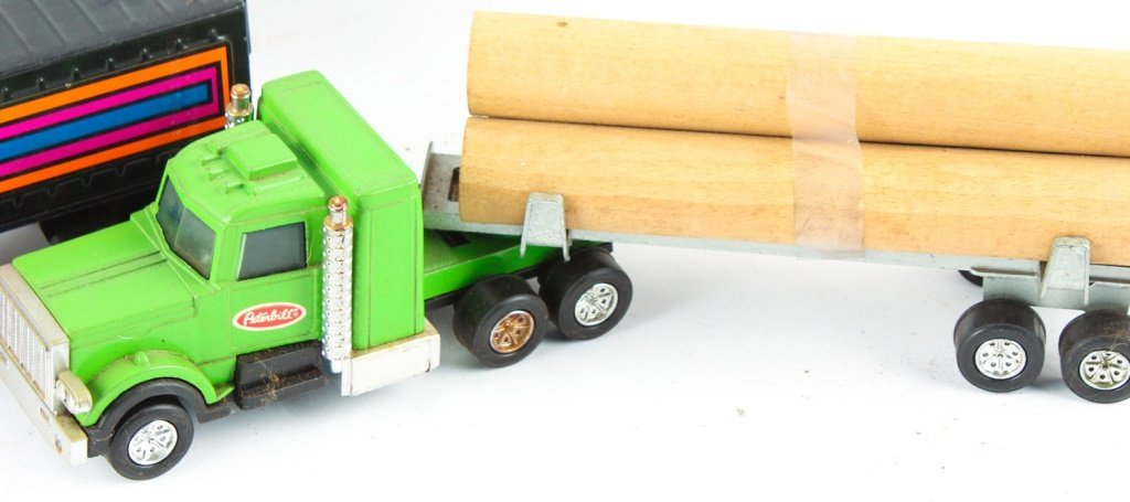 TWO BUDDY L CORP MODEL TOY TRUCKS - 3