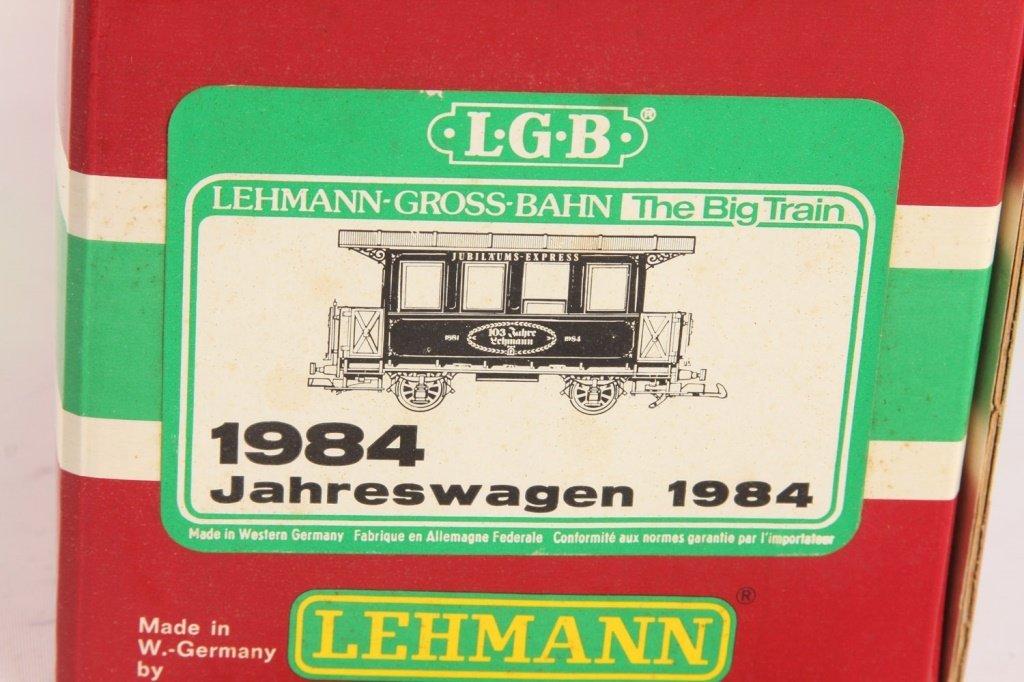 LGB 1984 JAHRESWAGEN PASSENGER CAR - 2