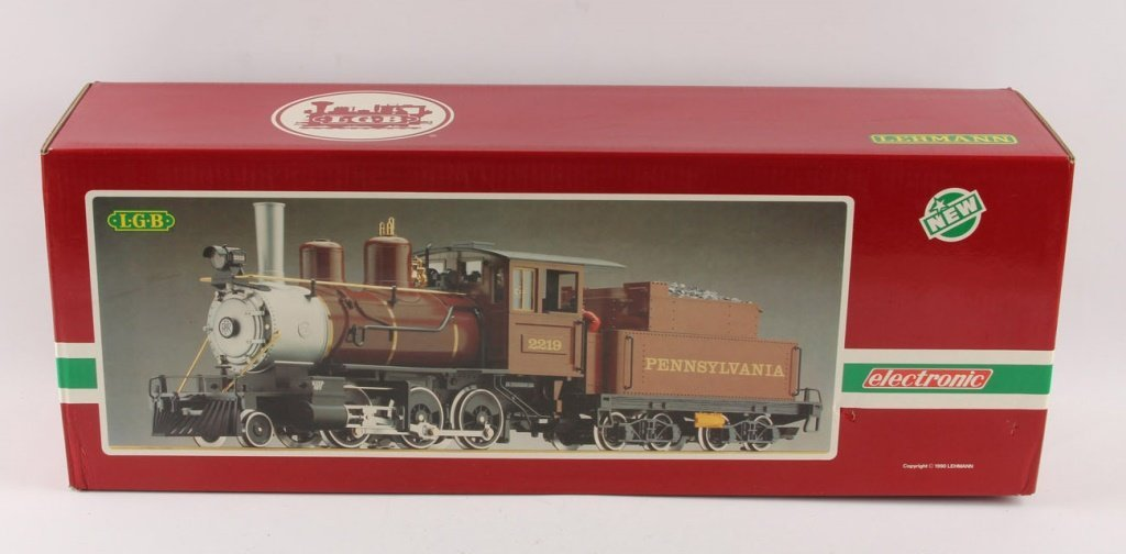 LGB TRAIN 1990S PENNSYLVANIA ENGINE TENDER 2219S