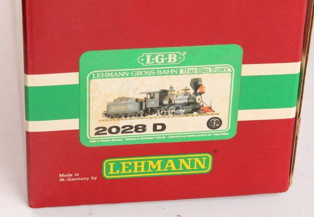 LGB 1991 D.S.P & P.R.R TRAIN 2028 D - 2