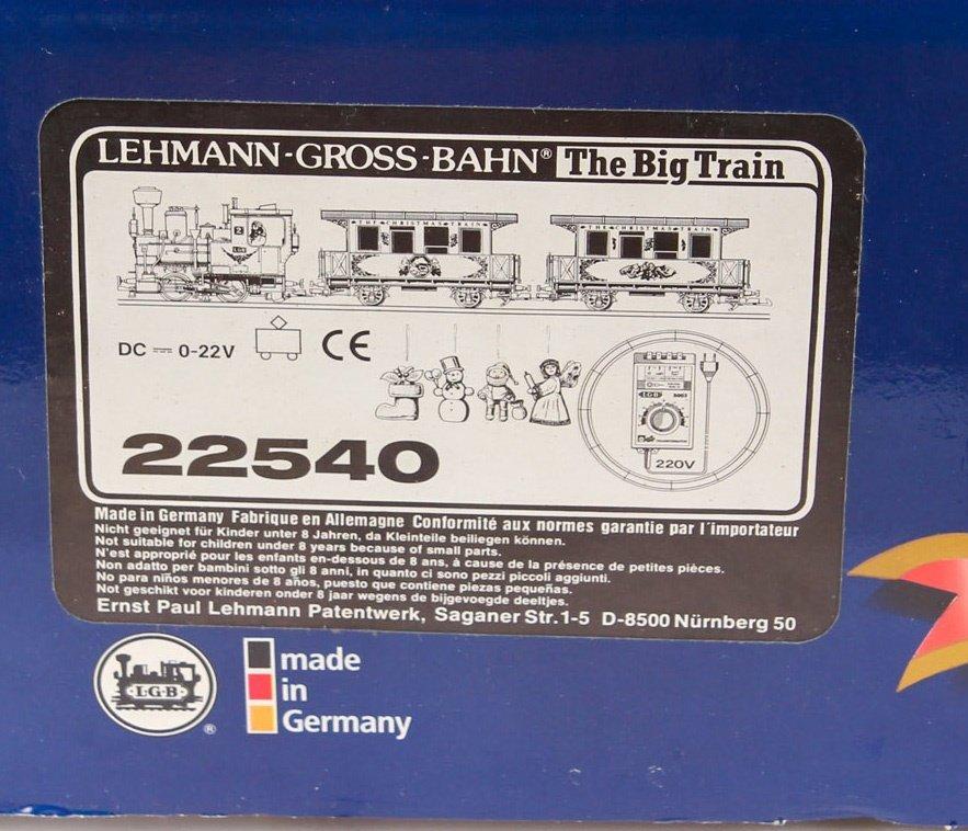 LGB 22540 1992 CHRISTMAS SET - 2