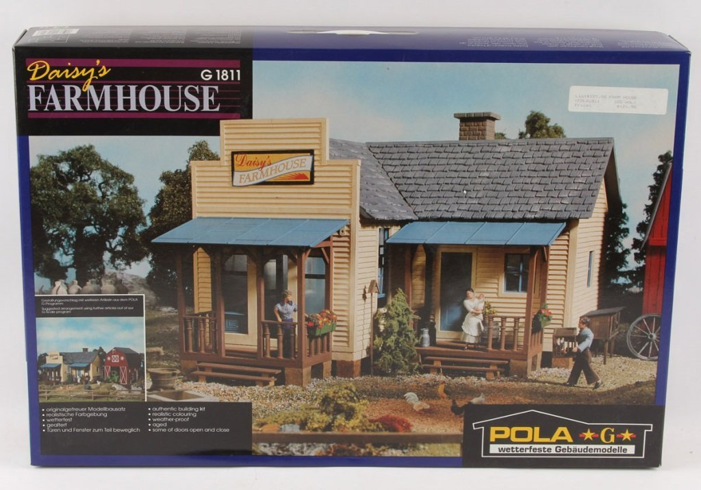 POLA-LGB G1811 DAISY'S FARMHOUSE MODEL KIT
