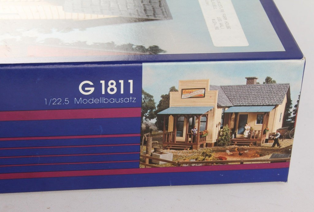 POLA-LGB G1811 DAISY'S FARMHOUSE MODEL KIT - 2