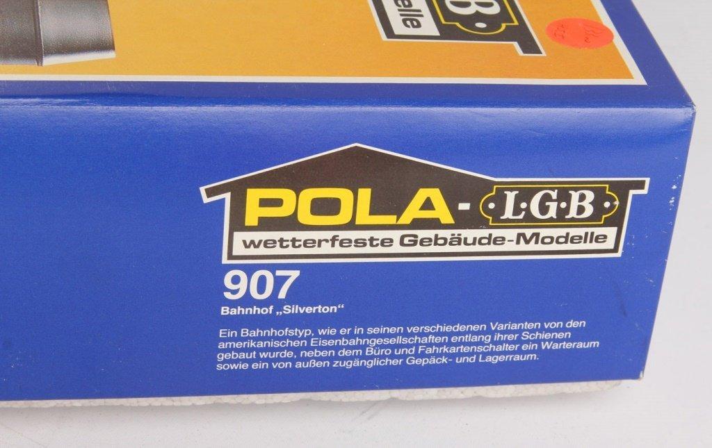 POLA-LGB 907 SILVERTON STATION MODEL KIT - 4