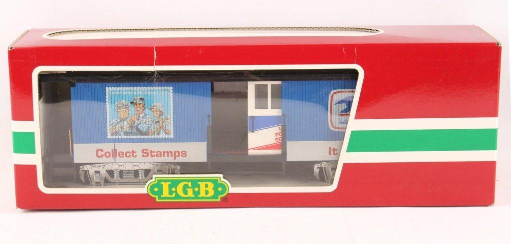 LGB 31840 USPS BOX CAR