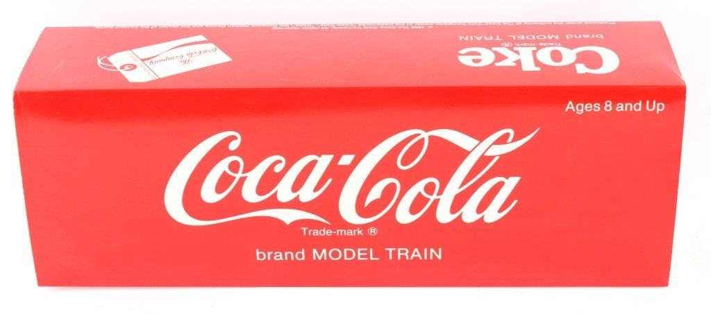 LGB COKE CANT BEAT THE REAL THING BOX CAR 4291