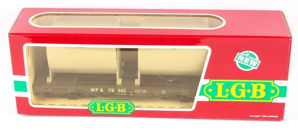 LGB TRAINS 4086 WHITE PASS & YUKON ORE CAR