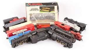 LOT OF LOOSE LIONEL METAL TRAINS: POSTWAR & MODERN