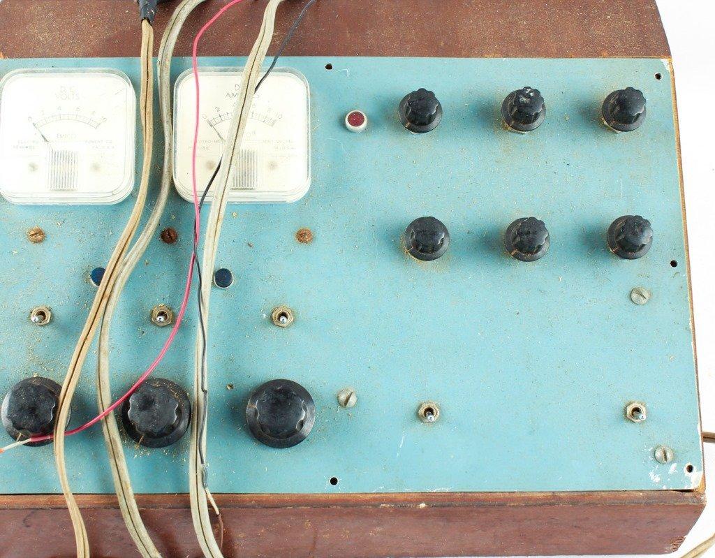 STANCOR 1500 V RMS TRAIN SWITCHBOARD TRANSFORMER - 2