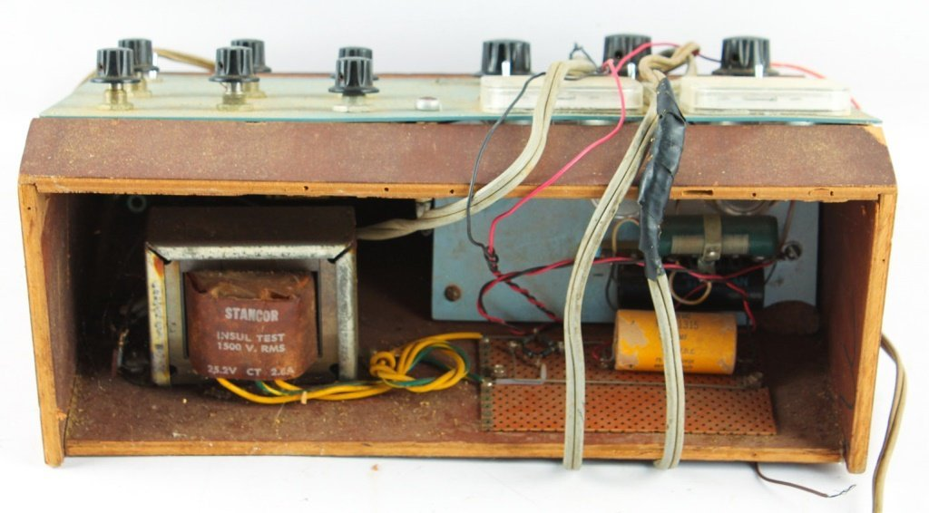 STANCOR 1500 V RMS TRAIN SWITCHBOARD TRANSFORMER - 3