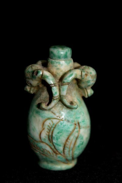 Early 19c. Chinese Jade Snuff Bottle