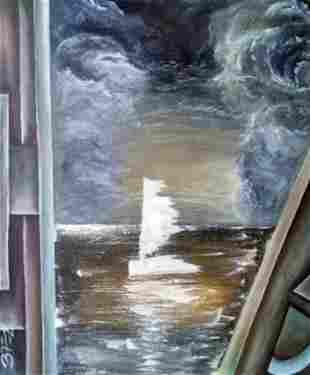 """Carlos Baez (1963) """"ONSIFU"""", 2014"""