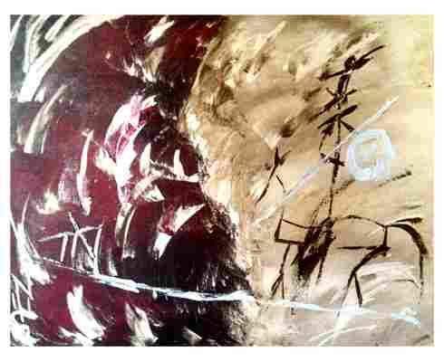 """Carlos Baez (1963) """"TESVANCER"""", 2014"""