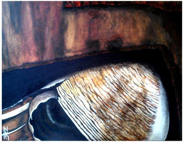 "Carlos Baez (1963) ""COLUZMO"", 2014"