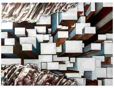 "Carlos Baez (1963) ""MOBIZA"", 2014"