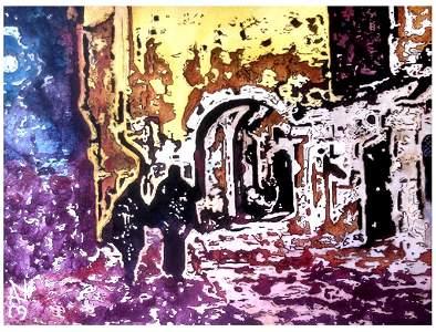 """Carlos Baez (1963) """"TERENFEDI"""", 2014"""