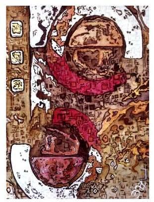 """Carlos Baez (1963) """"LOSCUCIR"""", 2014"""