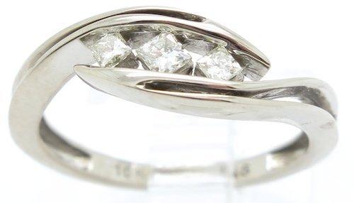 PRECIOUS PRINCESS DIAMOND RING IN GOLD