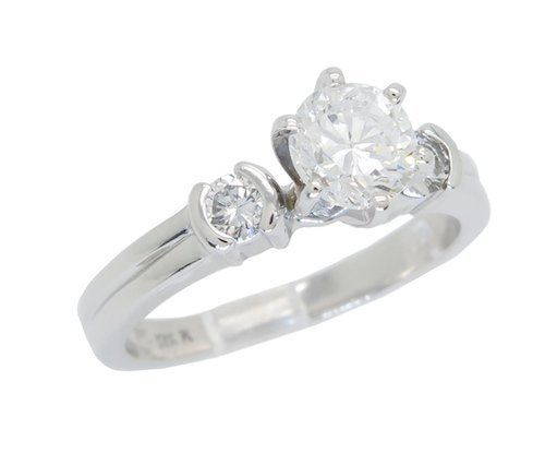 1.28CTW VS QUALITY DIAMOND RING