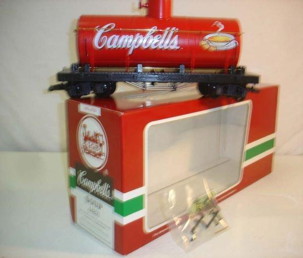 271: ABT: LGB #44800 Campbell's Soup Tank Car/OB