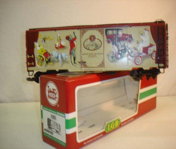 279: ABT: LGB #49910 Ernst Paul Lehmann Box Car/OB